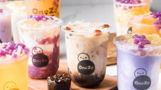 The best bubble tea in Toronto | assorted milk tea and fruit tea with specialty tapioca flavours from OneZo Tapioca