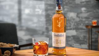 Glenfiddich 14 Year Old Bourbon Barrel Reserve Manhattan recipe