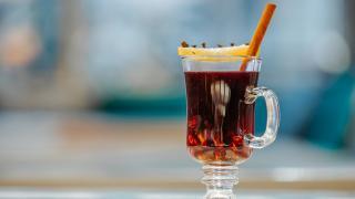 Danish Glogg mulled wine recipe from The Drake Hotel in Toronto
