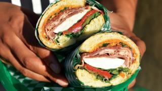The best sandwiches in Toronto | Italian trio sandwich at Lambo's Deli and Grocery