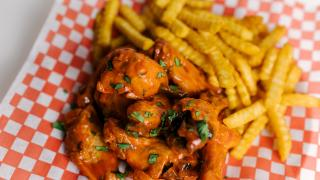 The best new restaurants in Toronto   Betty's chicken wings from the newly opened CoMMO Kitchen