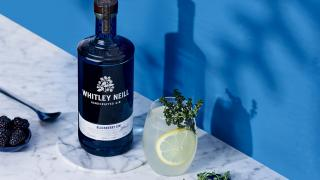 Harvest Hill recipe with Whitley Neill Blackberry Gin