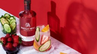 Whitley Neill Raspberry G&S recipe