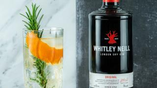 Tom Collins recipe with Whitley Neill Original Dry Gin