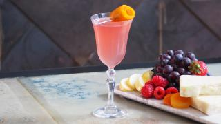 Evelyn Chick's Scofflaw recipe