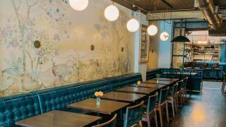 The best restaurants in Toronto   DaiLo dining room on College Street