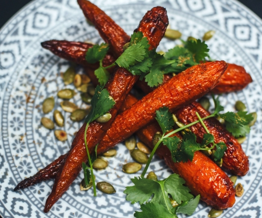 Make This: Planta's Spiced Heirloom Carrots