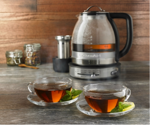 Weapons of Choice: KitchenAid Glass Tea Kettle