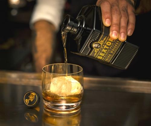 Bottle Service: Sexton Irish Whiskey