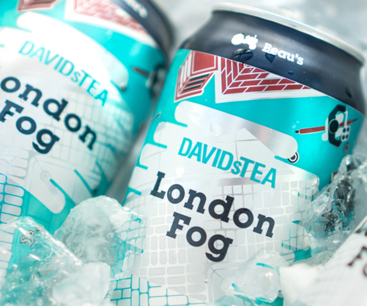 Beau's David's Tea London Fog