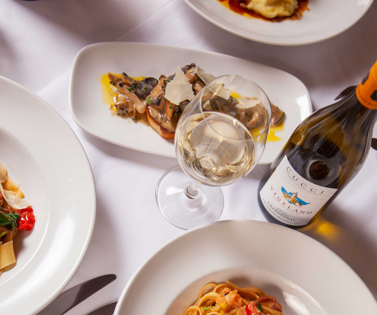 Restaurant review: Cucci, Bronte