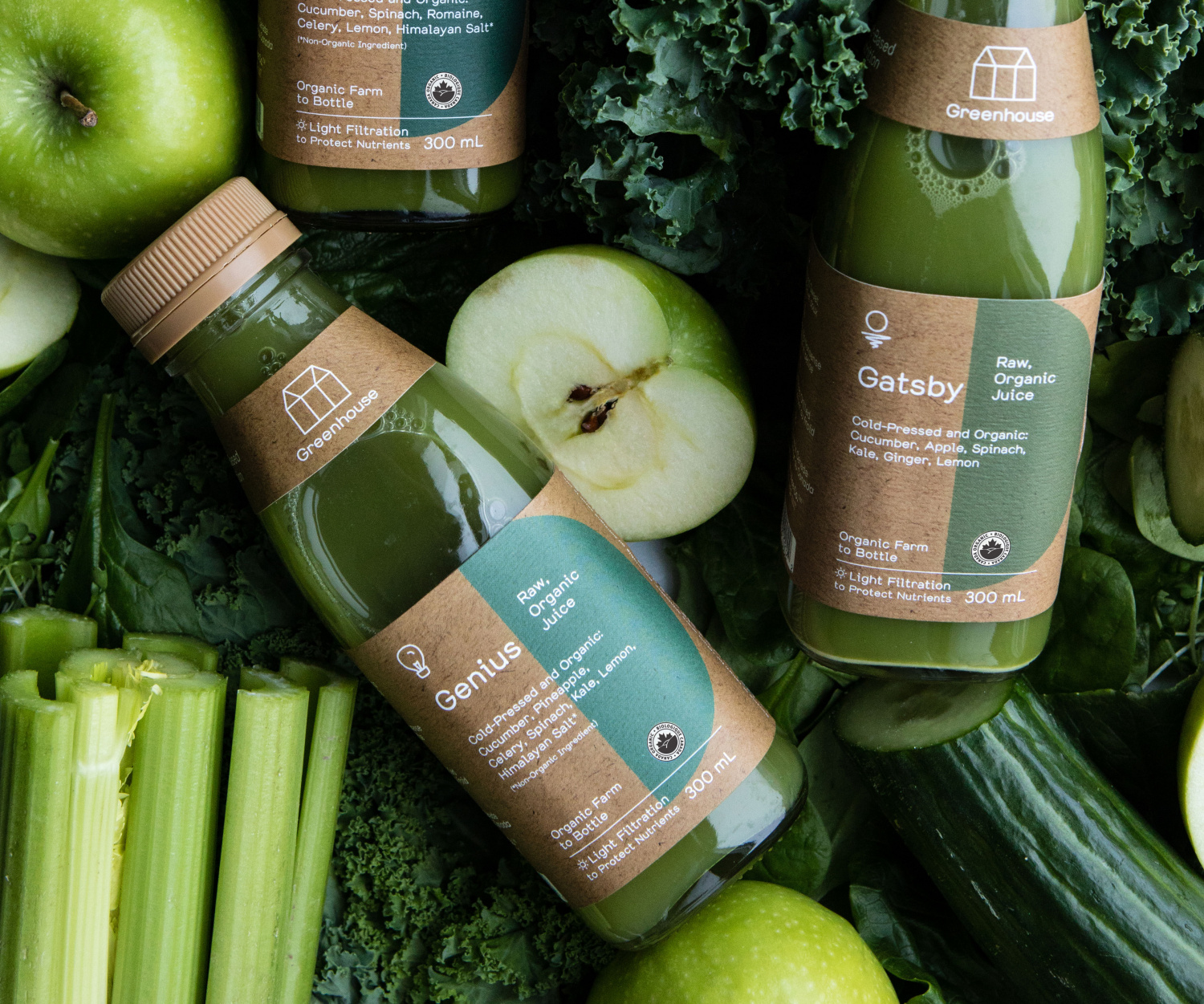 Toronto's best juice bars | Greenhouse Juice Co.