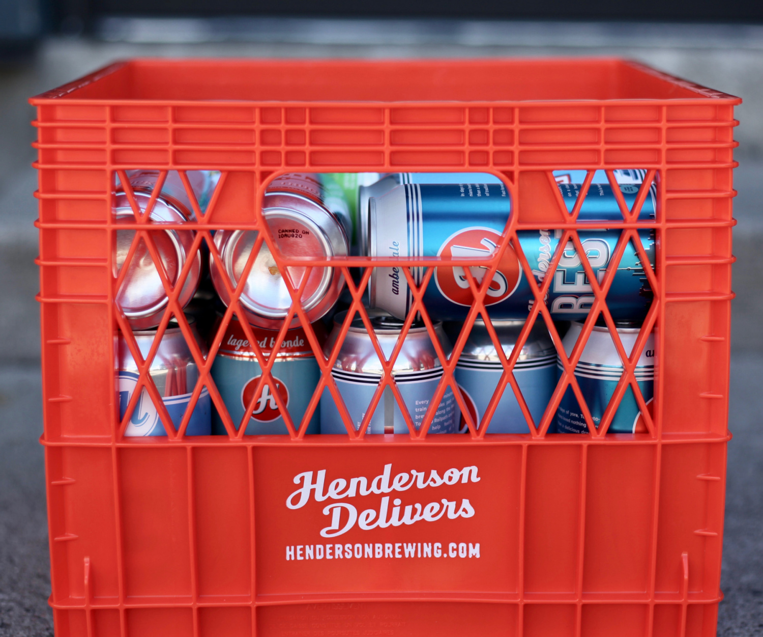 Henderson Brewing | Henderson offers beer delivery