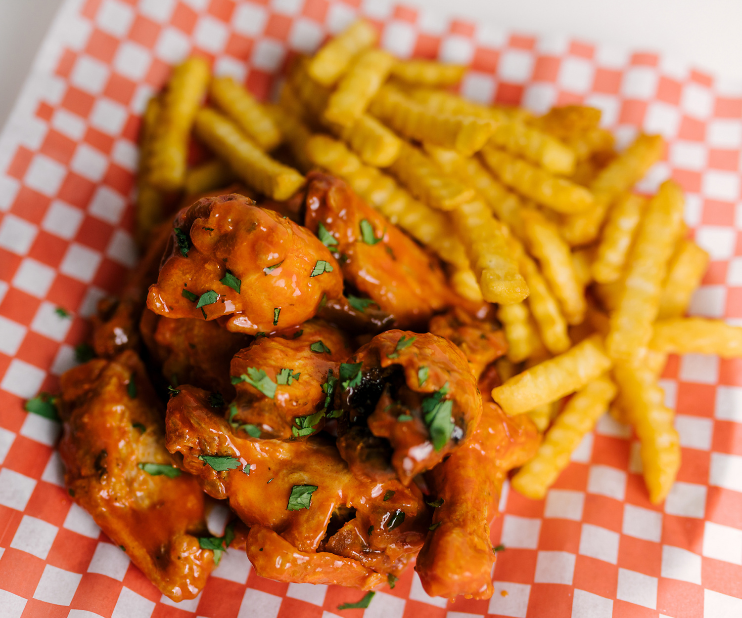 The best new restaurants in Toronto | Betty's chicken wings from the newly opened CoMMO Kitchen