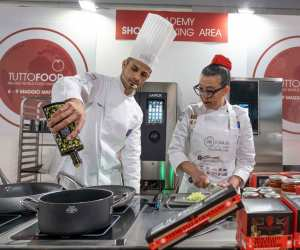 Tuttofood 2021 Milan | Chef demonstration