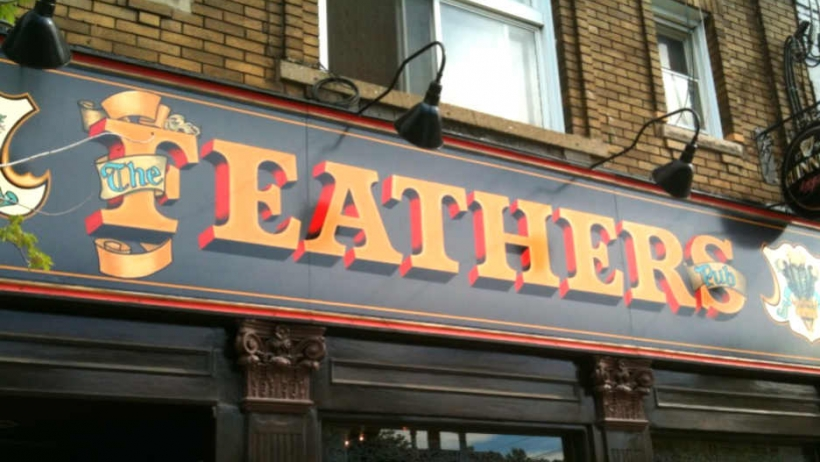 The Feathers Pub