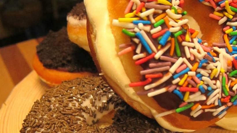 Frozen Doughnuts