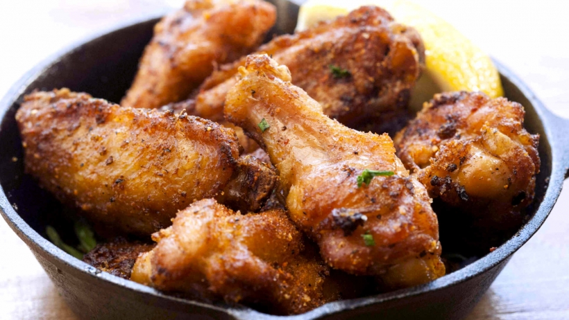 Barque Butcher Bar Smoked Chicken Wings