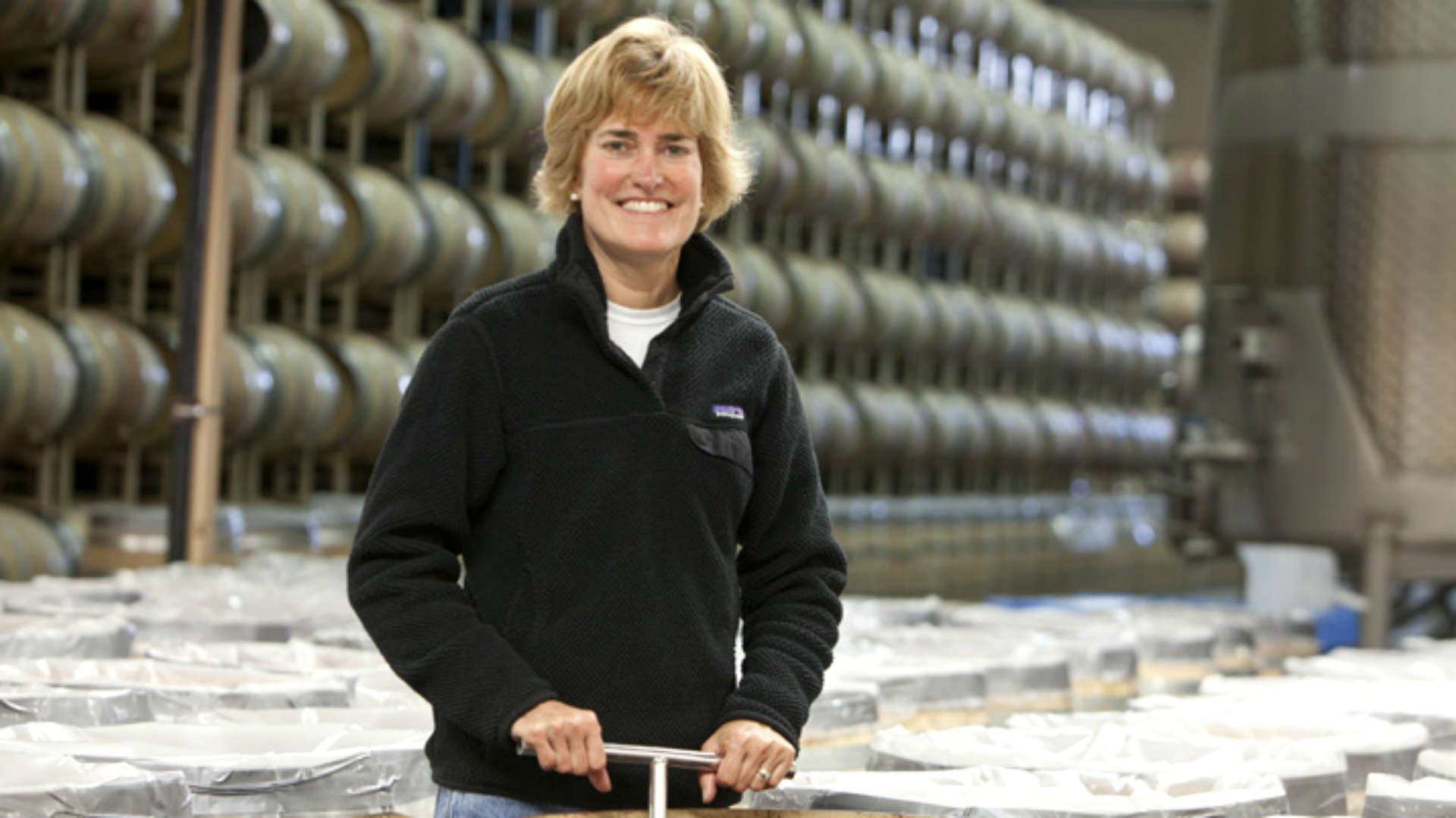 Cambria winemaker Denise Shurtleff (Jackson Family Wines)