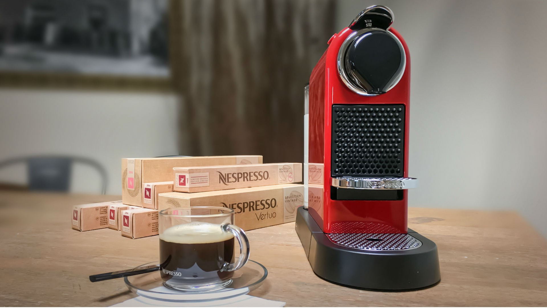 fans of capsule espresso machines will find a lot to love about the nespresso citiz with its simple controls and speedy heat up time 25 seconds