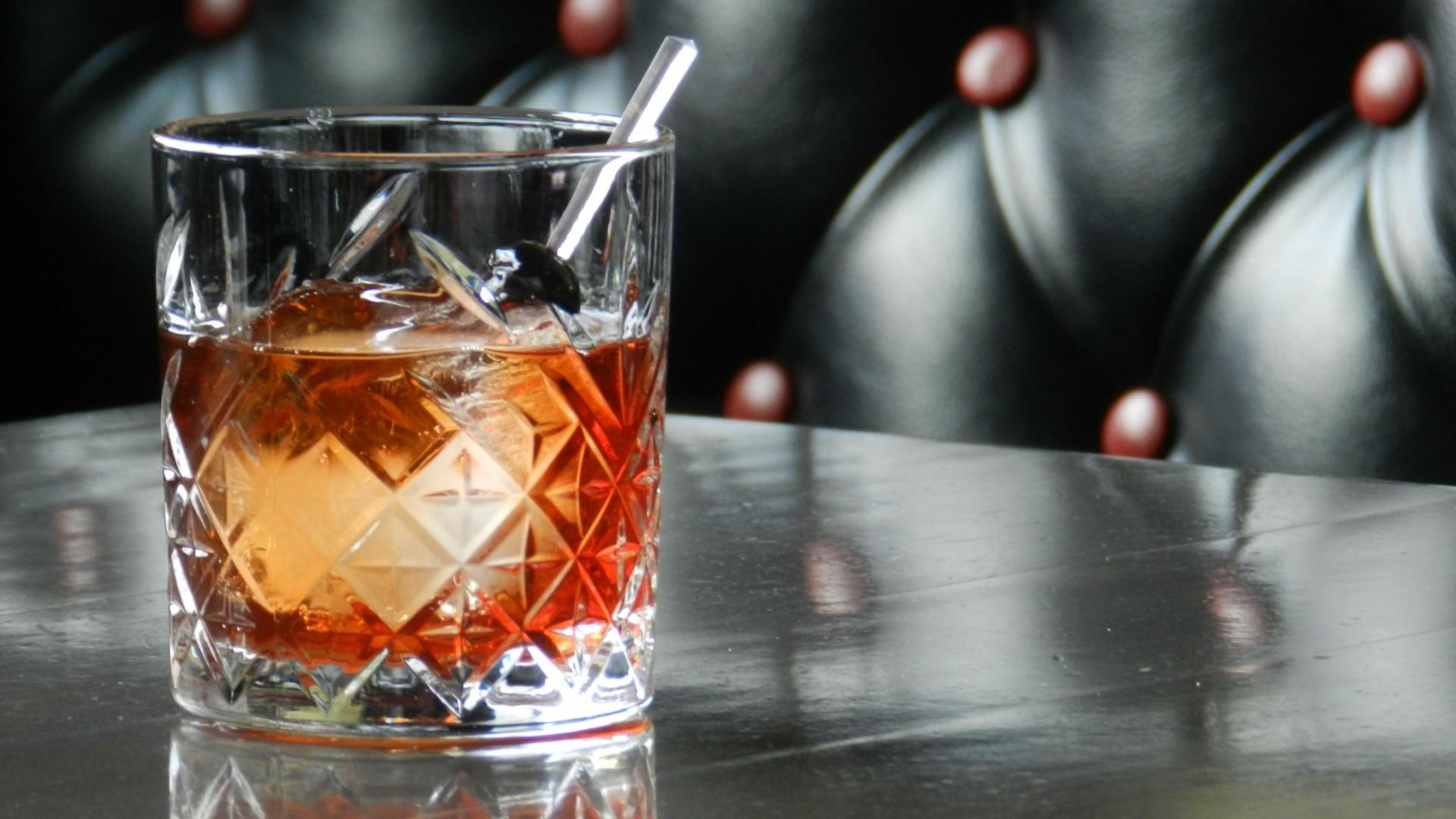 Rye'd Away to Bourbon Street