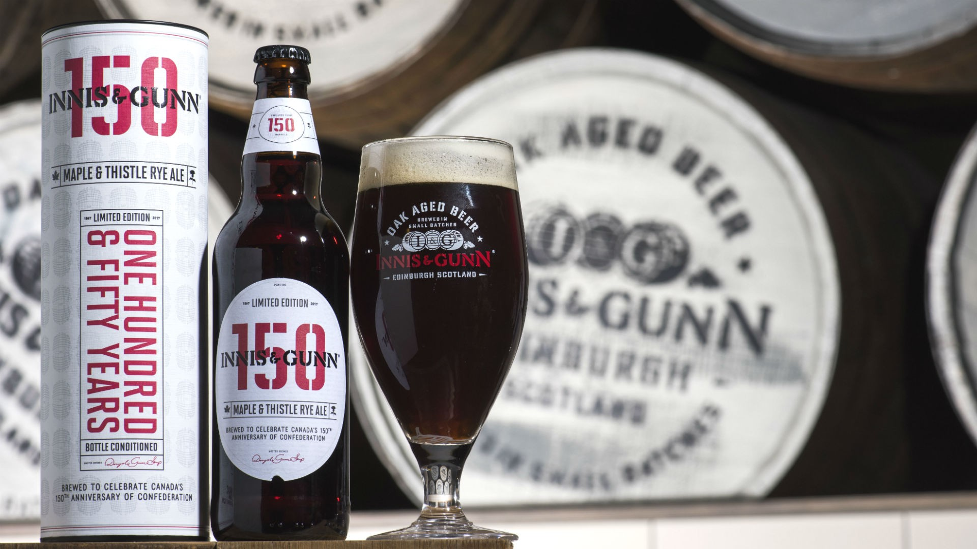 Innis & Gunn Maple & Thistle Ale