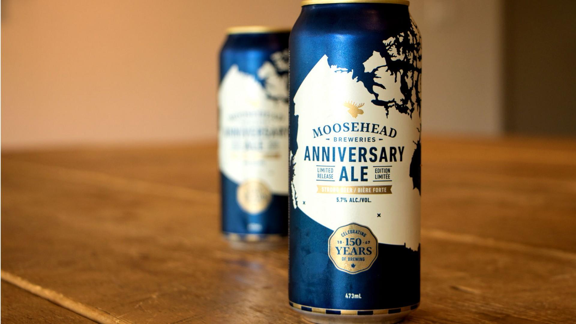 Moosehead Anniversary Ale