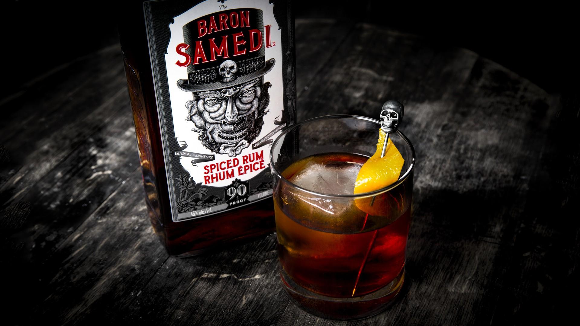 Bottle Service Baron Samedi Spiced Rum Foodism To