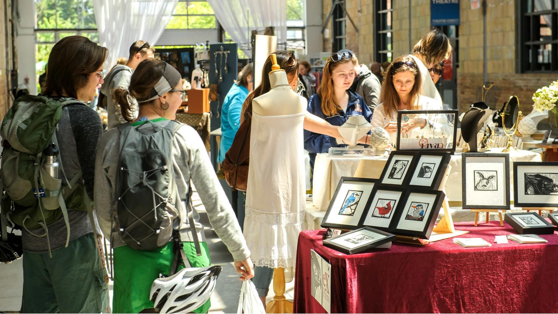 Makeology Craft Fair