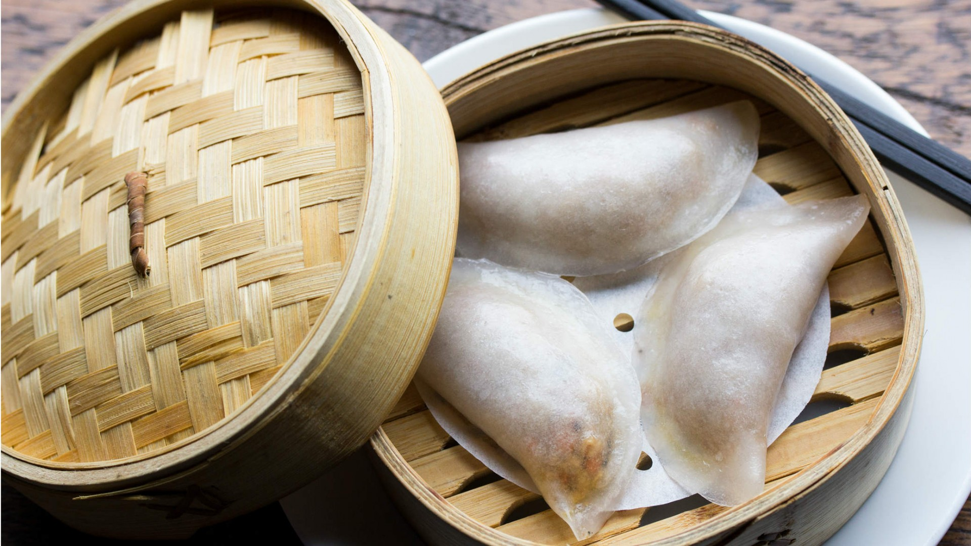 To celebrate Chinese New Year, try your hand at these chicken dumplings.  The recipe was inspired by R&D chef Eric Chong's grandfather who owned and  operated ...