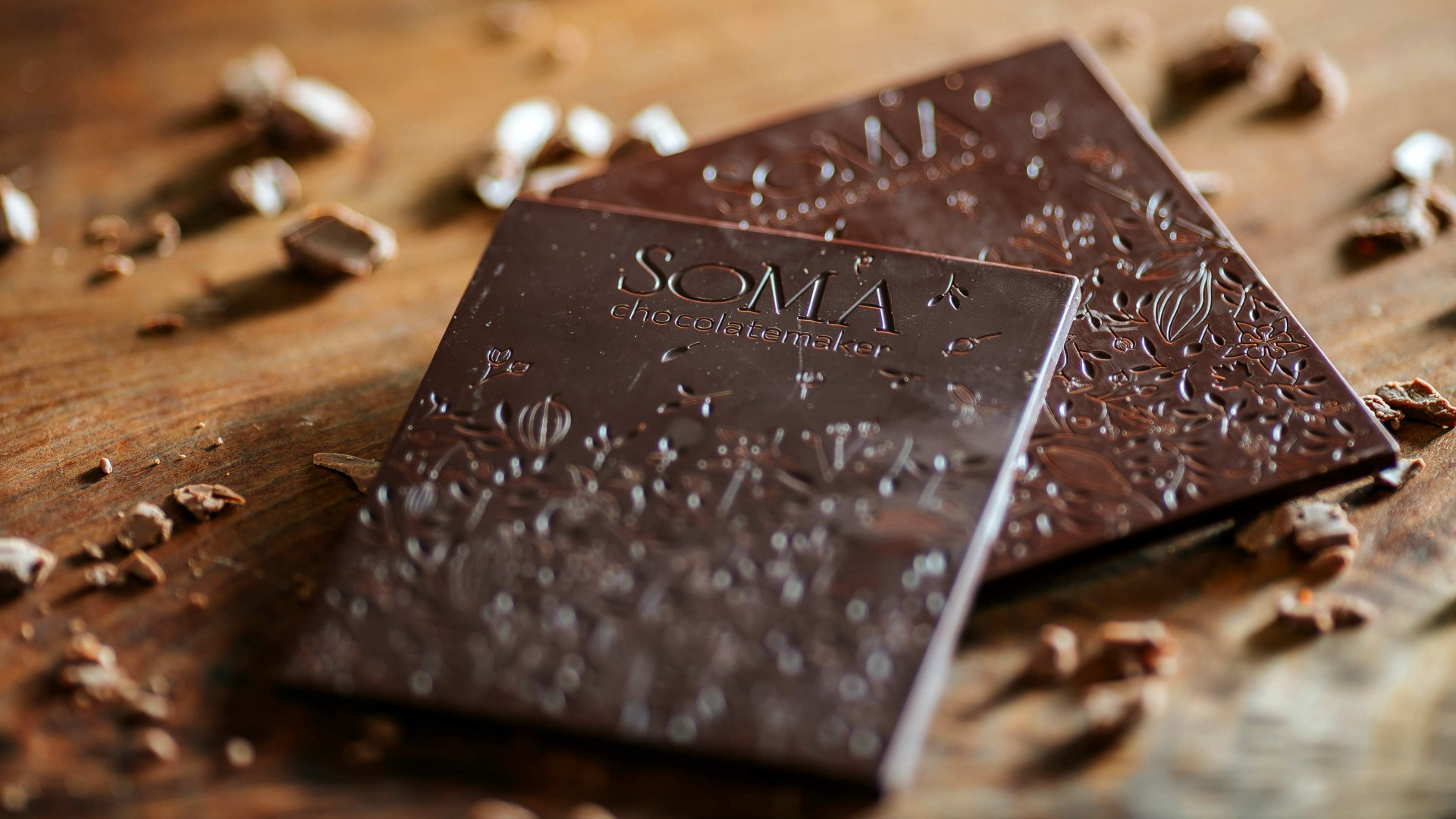 Nerd out over bean-to-bar chocolate