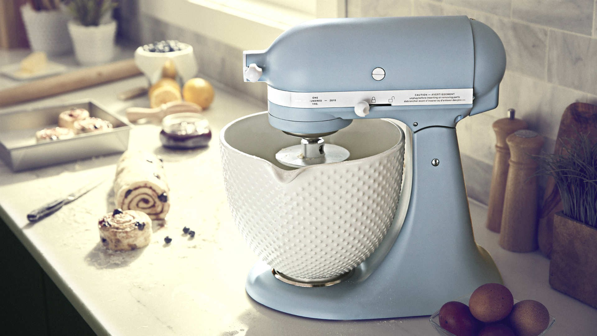 Weapons Of Choice Kitchenaid Limited Edition Stand Mixer
