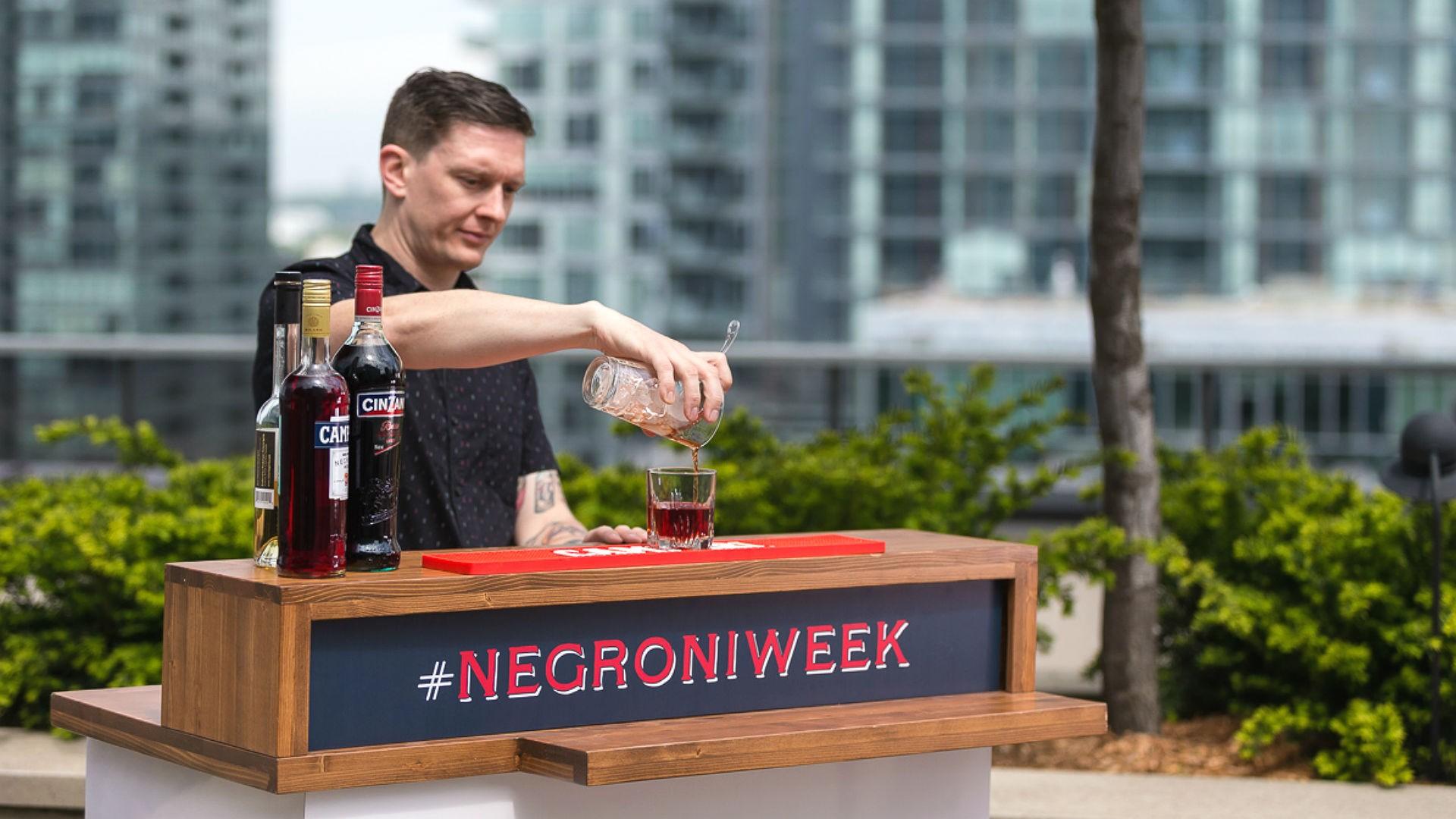 Negroni Week June 24 – 30