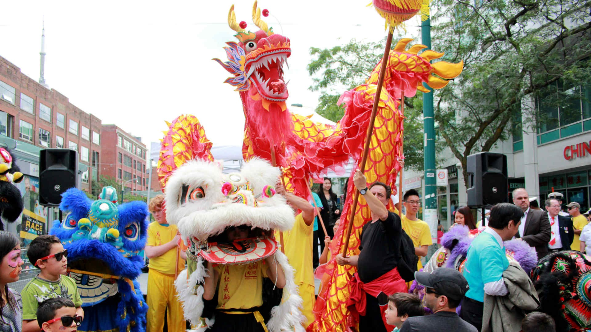 Toronto Festivals; Chinatown Festival; Things to Do in Toronto this week