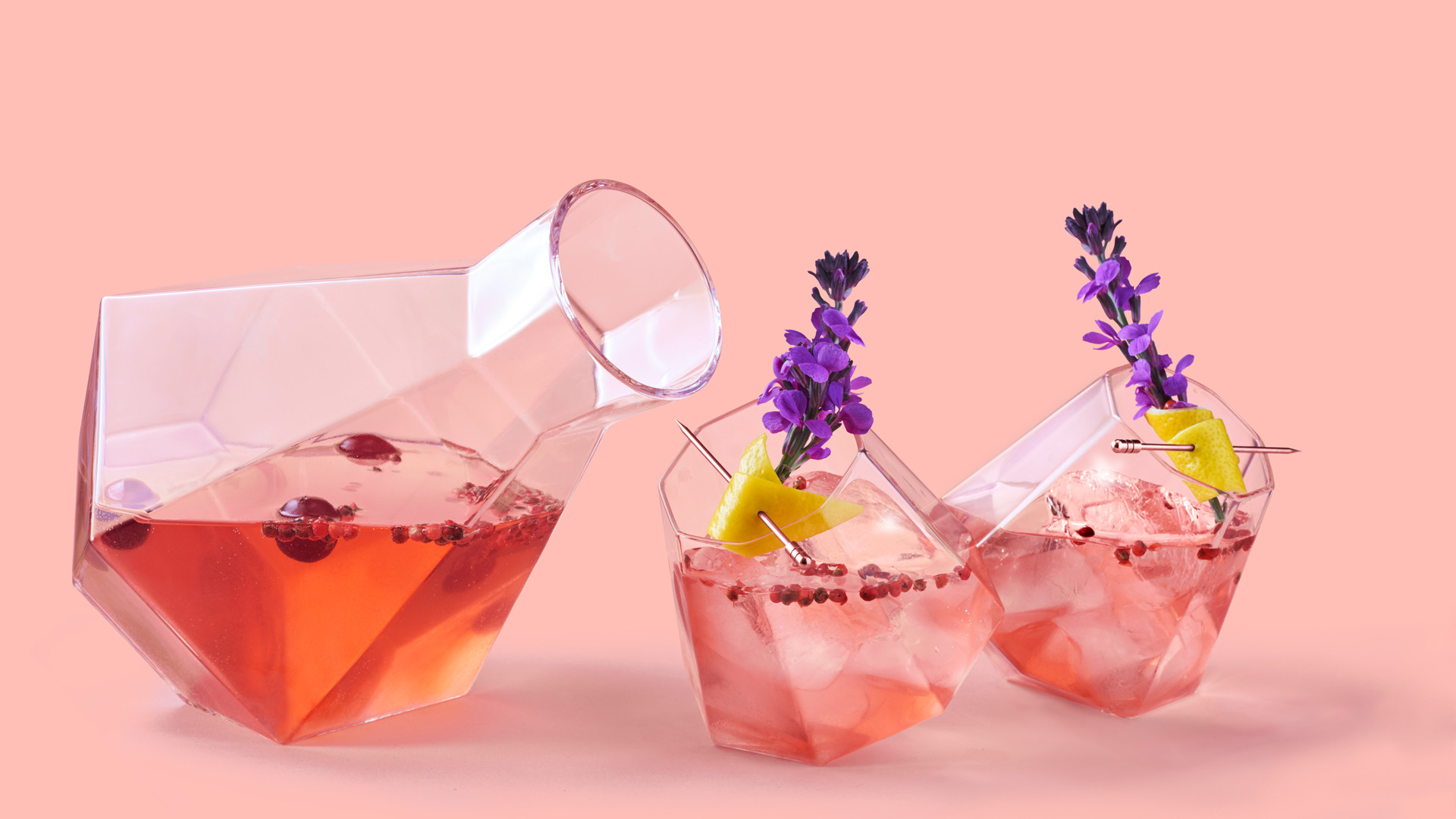 Beefeater Pink Gin cocktail recipe