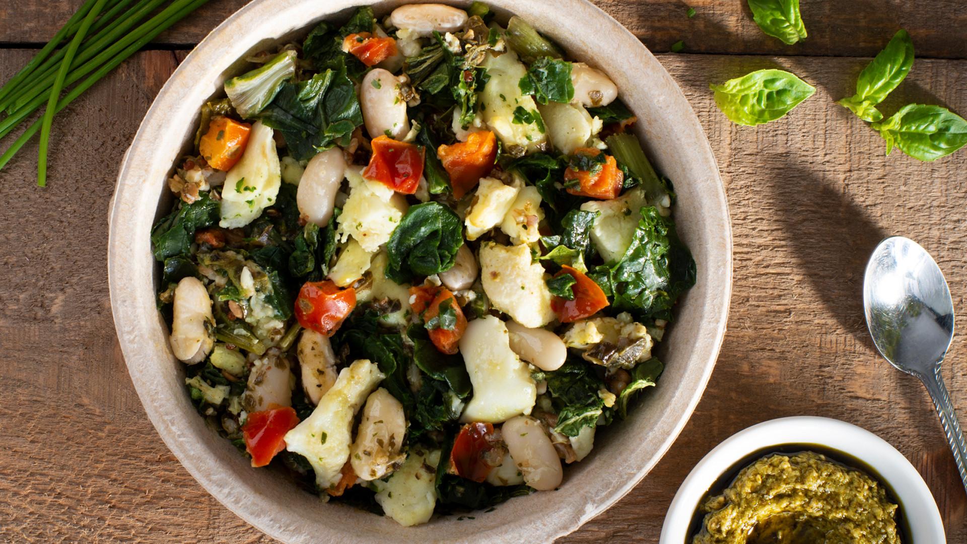 Healthy Choice Breakfast Power Bowls