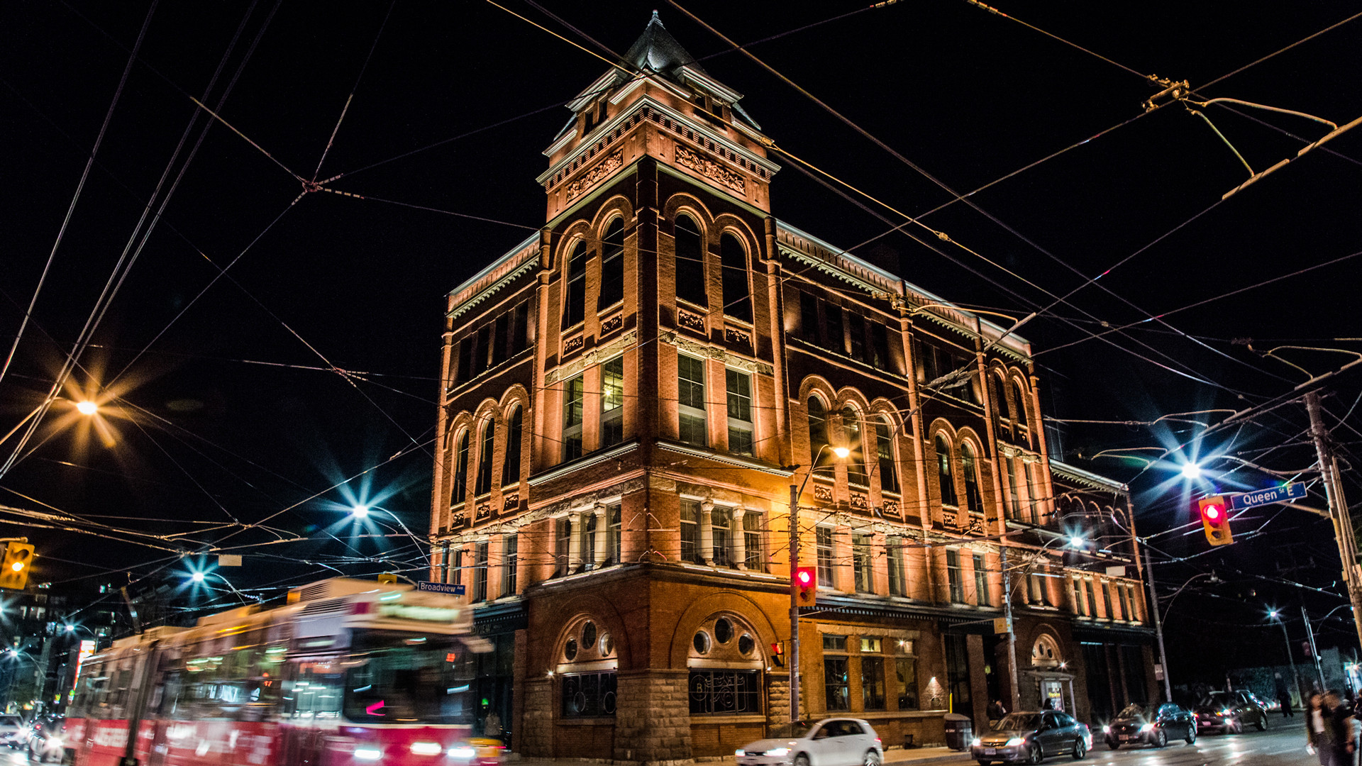 The Broadview Hotel, Toronto