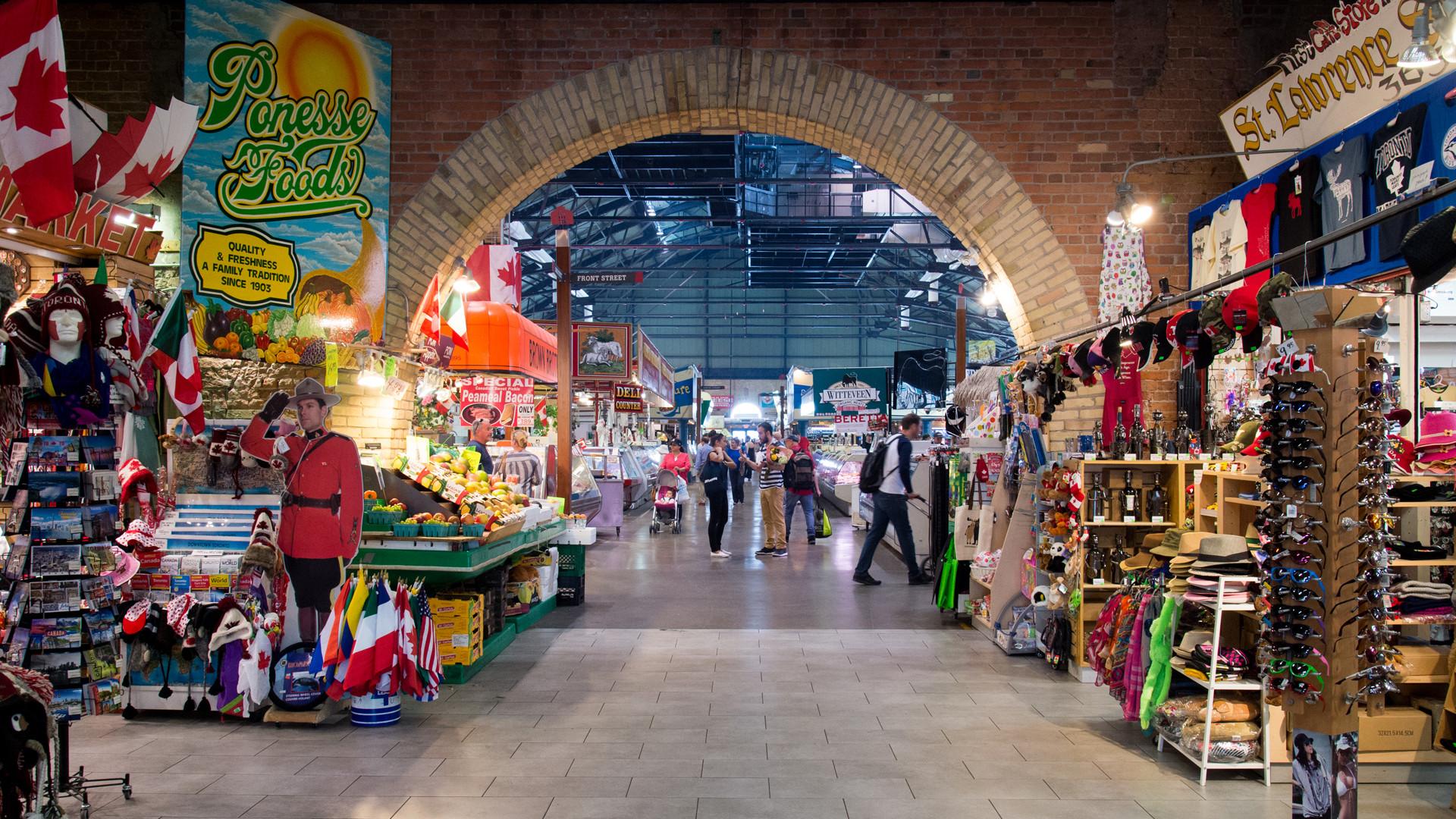 St. Lawrence Market, Toronto