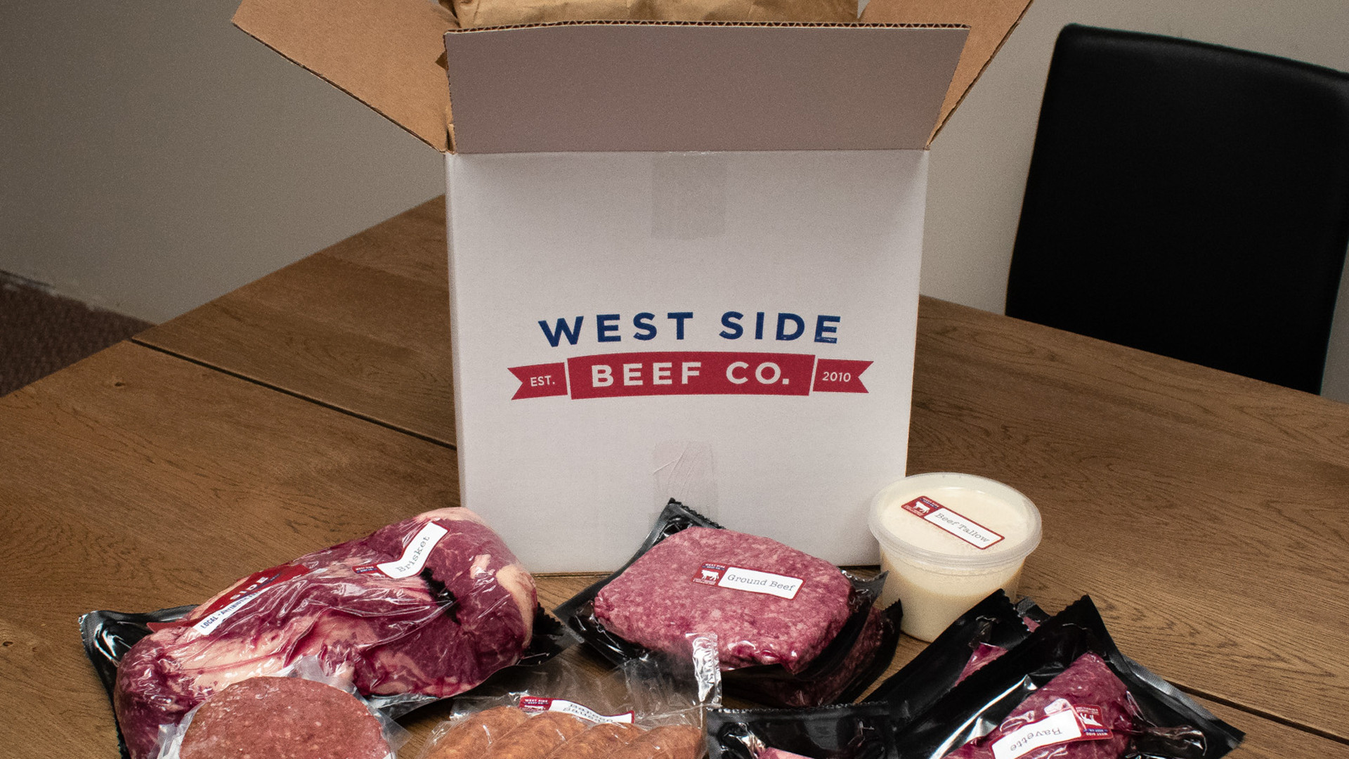 West Side Beef: local, antibiotic-free, ethical meat delivery