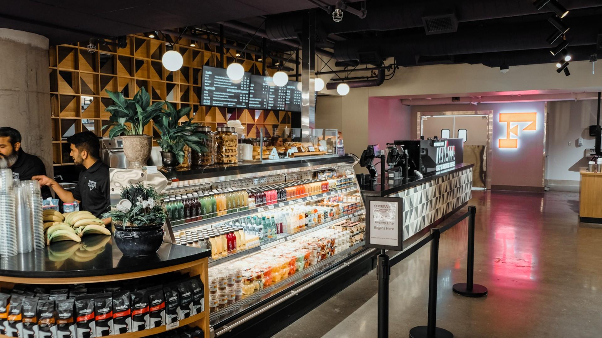 McEwan Fine Foods Yonge and Bloor, Toronto