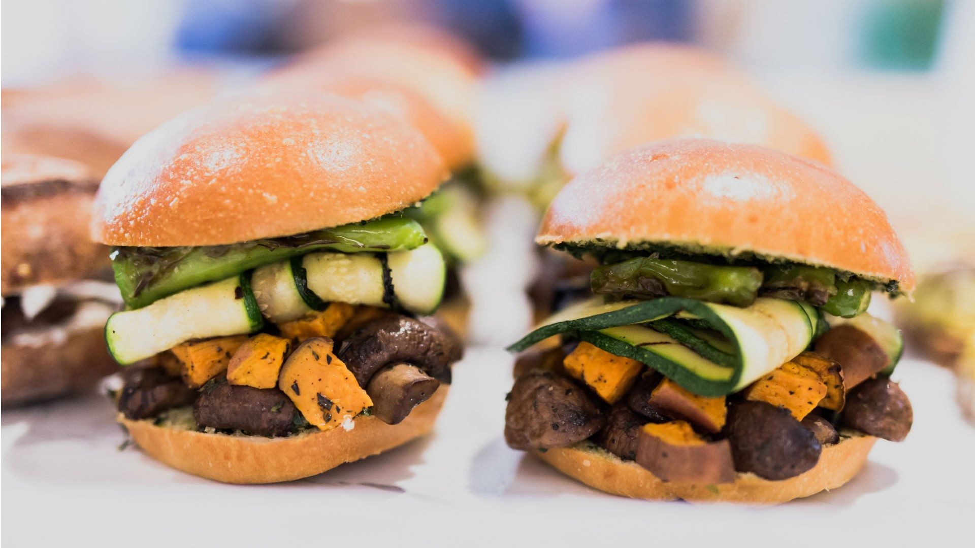 The best restaurants offering delivery and takeout in Toronto: sliders at The Drake Commissary