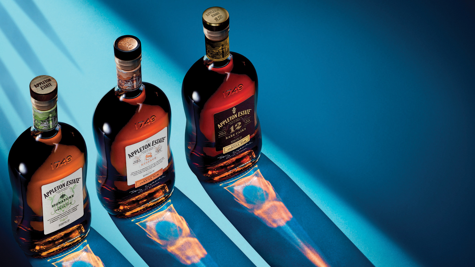 Appleton Estate Rum: the rum portfolio