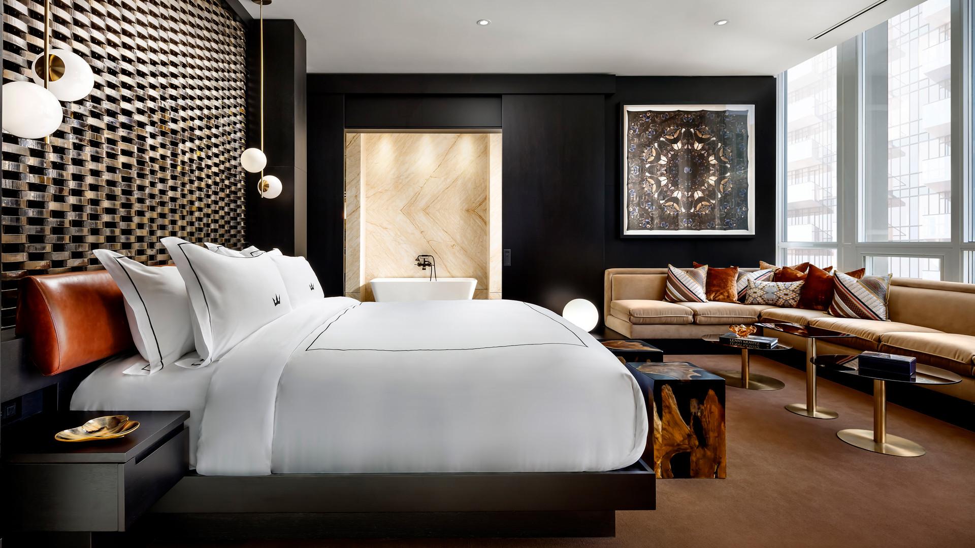 The Bisha Hotel | Lenny Kravitz Suite