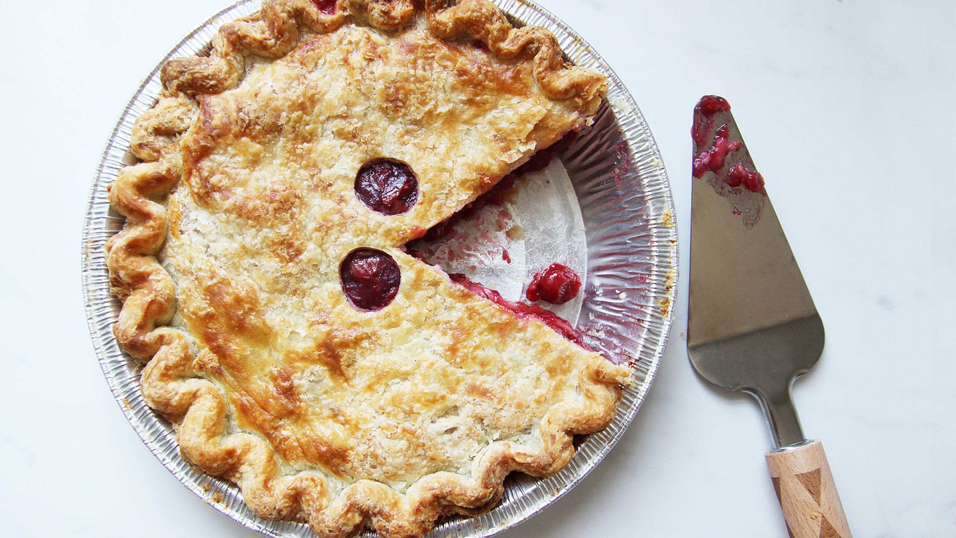 The best pie places in Toronto | sour cheery pie from Mabel's