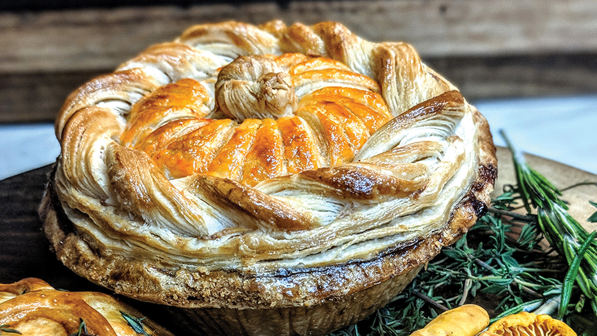 The best pie places in Toronto | Reindeer pumpkin pie from the Tempered Room