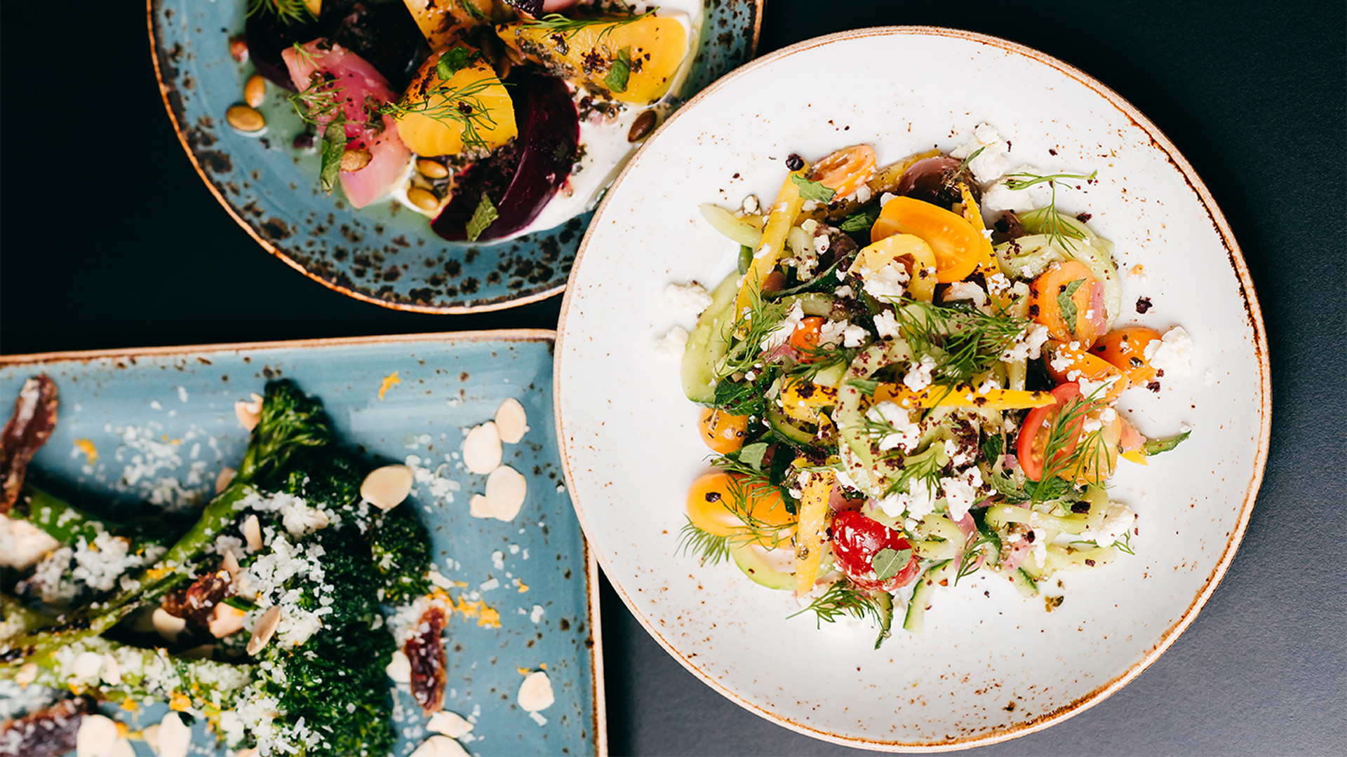 Best farm-to-table restaurants Toronto | A selection of seasonal dishes the Green Wood