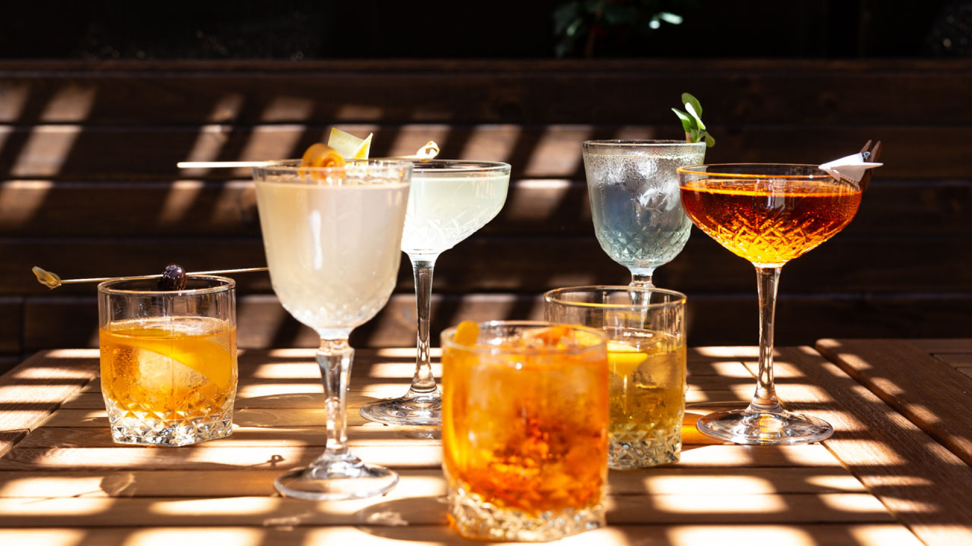 The cocktail program at the Commoner Bar Room, College Street