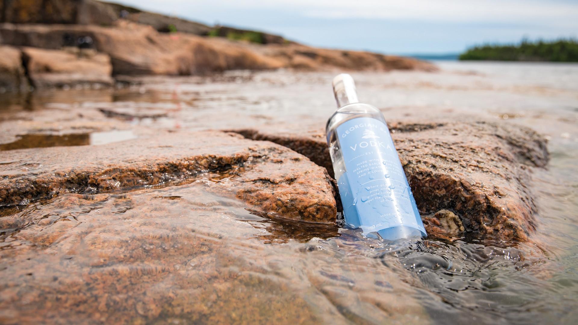 Win a smashing party pack from Georgian Bay Spirit Co. | Georgian Bay Vodka