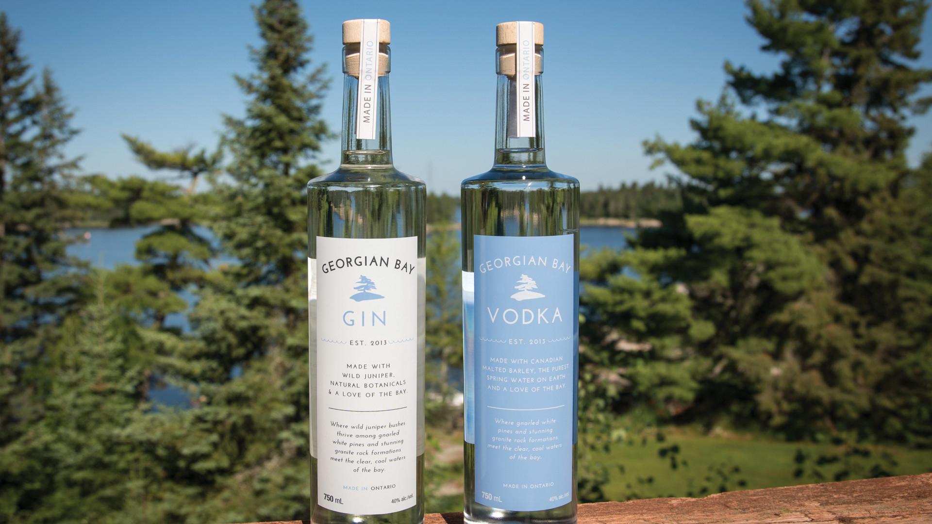 Win a smashing party pack from Georgian Bay Spirit Co. | Georgian Bay Gin and Vodka