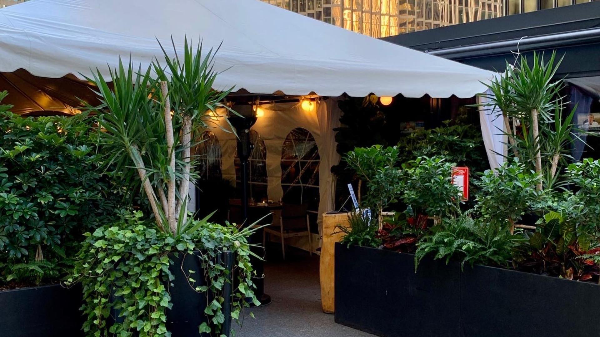 Best heated patios in Toronto | Bymark
